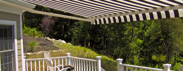 SunShade Retractable Awning